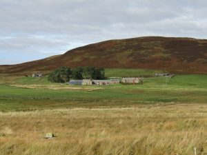 Farm near Comrie - learn English in Scotland, English couse in Scotland