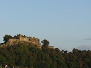 Stirling Castle - cours d'anglais en ecosse