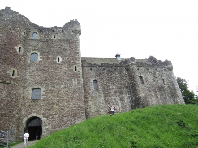 english homestay - Doune Castle