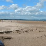 golf holiday, scotland, st andrews beach