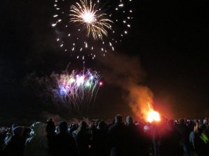 english course in scotland - Guy Fawkes Night