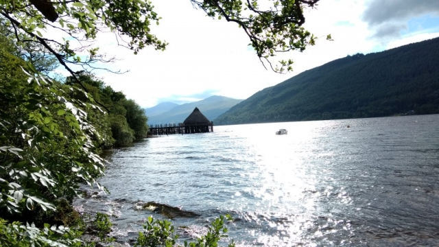 english homestay - Scottish Crannog Centre