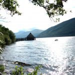 english family homestay in scotland - scottish crannog centre