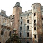 english family homestay in scotland - linlithgow palace