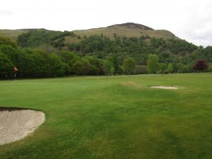 golf holiday, scotland, st Fillans golf course