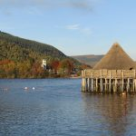 Scottish Crannog Centre, Loch Tay - a day trip as part of learning English