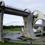 golf holiday, scotland, falkirk wheel