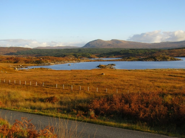 english homestay - Rannoch Moor