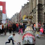 Edinburgh festival, Edinburgh fringe