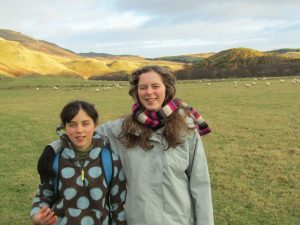 english homestays - daughters