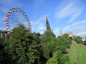 english family homestay in scotland - edinburgh