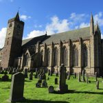 english course in Scotland - Dunblane Cathedral