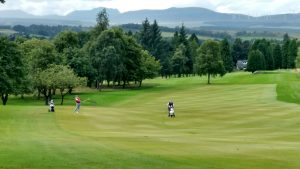 Golf holiday in Scotland, Dunblane Golf Club