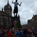 english course in Scotland - Edinburgh Festival