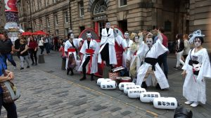 Edinburgh fringe - Edinburgh festival