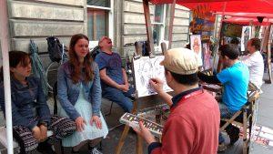 Edinburgh festival - Edinburgh fringe