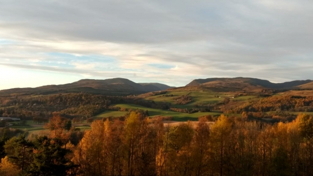 crieff hills - english course in scotland