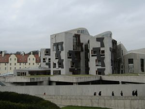 Edinburgh Scottish Parliament, visit Edinburgh