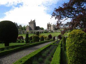 Drummond Gardens, famille d'accueil en Ecosse