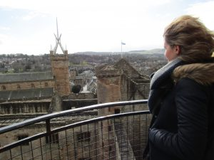 Linlithgow Palace - cours d'anglais en ecosse