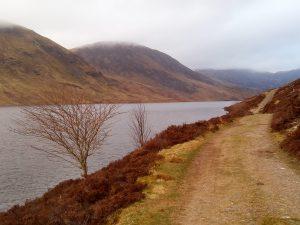 Loch Turret - aprender el ingles in inglaterra