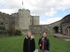 Stirling castle, cours d'anglais en ecosse