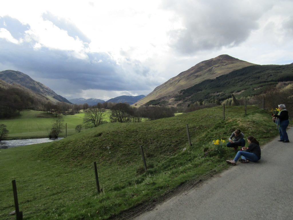 Highlands, cours d'anglais en ecosse