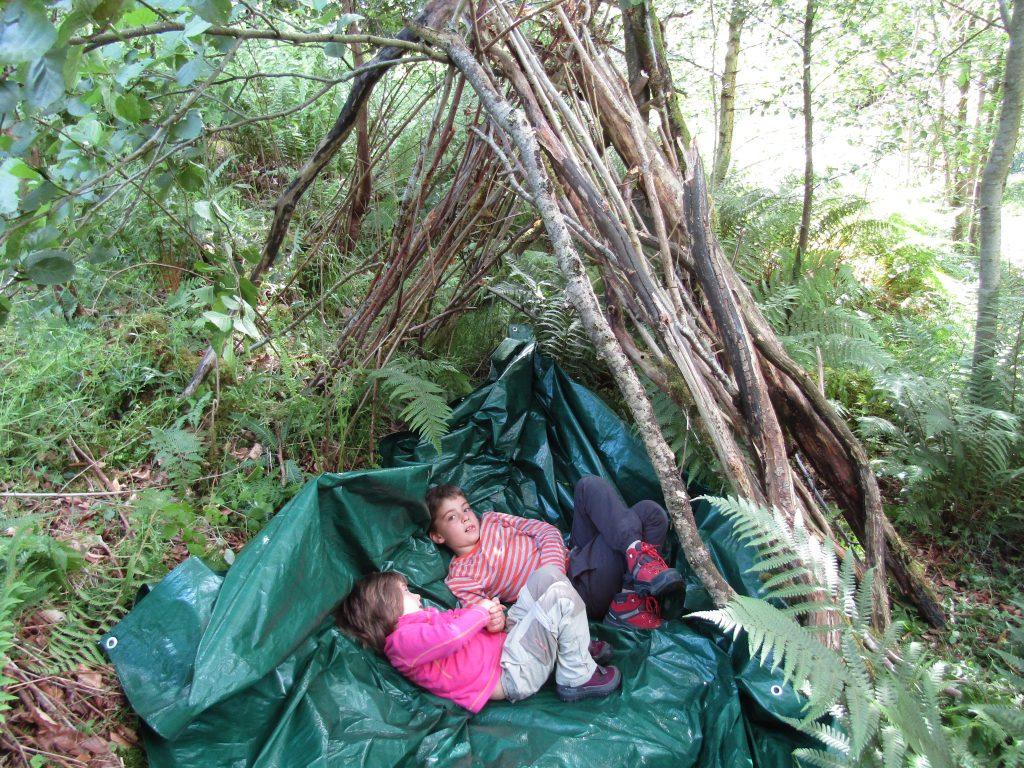 den building - english course for children in scotland