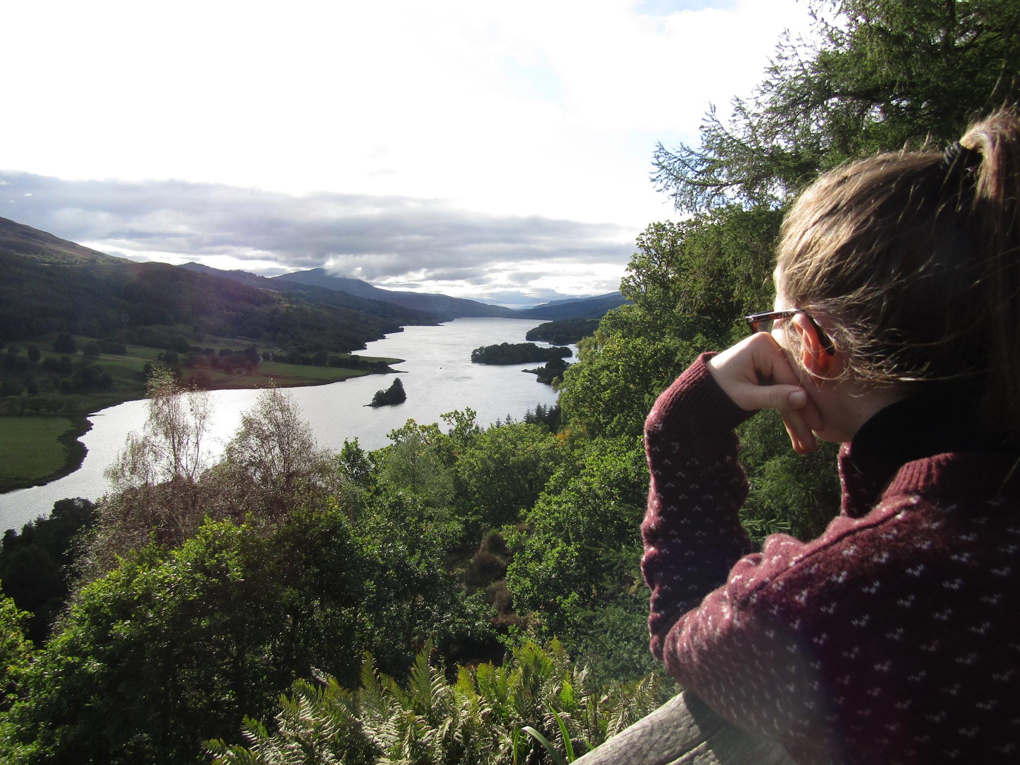 Sprachurlaub, Schottland