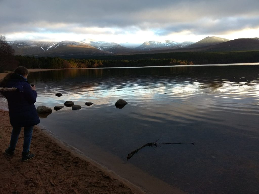 English homestay - Cairngorms